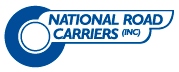 National Road Carriers logo